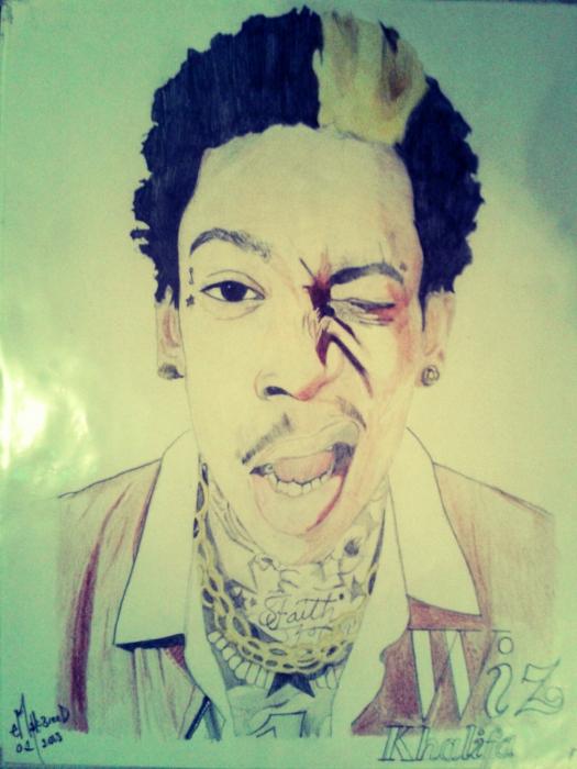 Wiz Khalifa par eMak3reeD